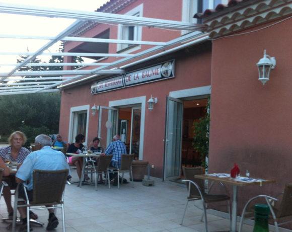 Café Restaurant de La Baume