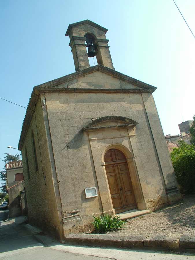 Le Temple de Sanilhac-Sagriès