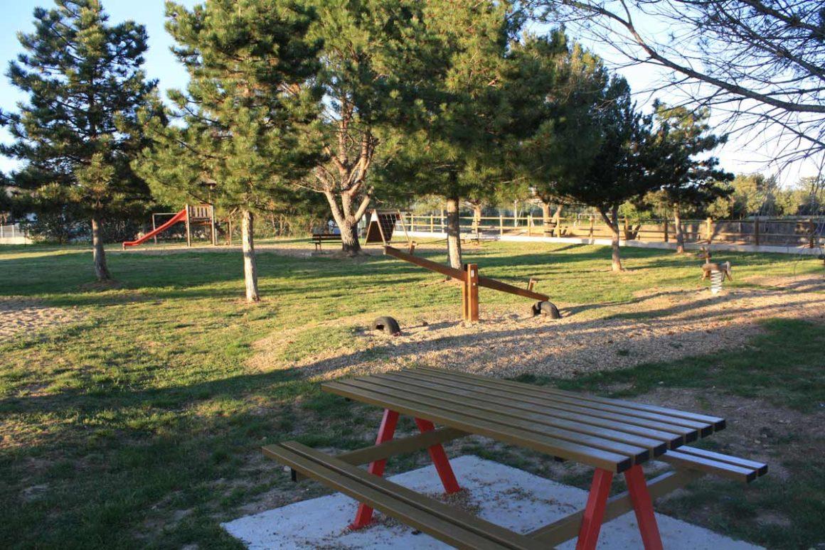 Le parc public
