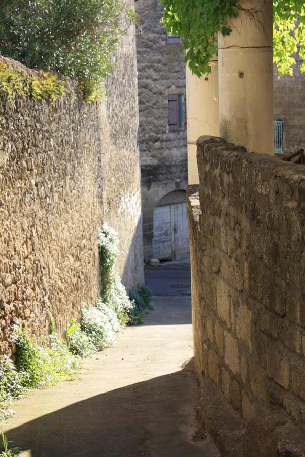 Ruelle de Sagriès