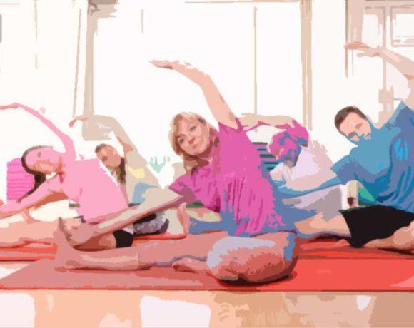 Nouveau cours de yoga à Sanilhac