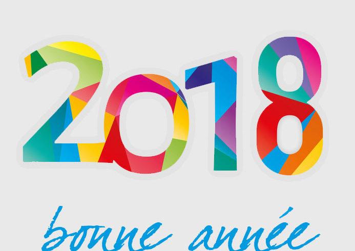 Présentation des voeux 2018