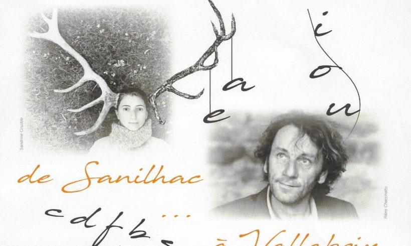 Rencontres poétiques Vallabrix et Sanilhac