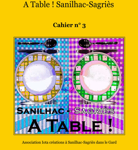 A Table ! Le nouveau livre de recettes est disponible