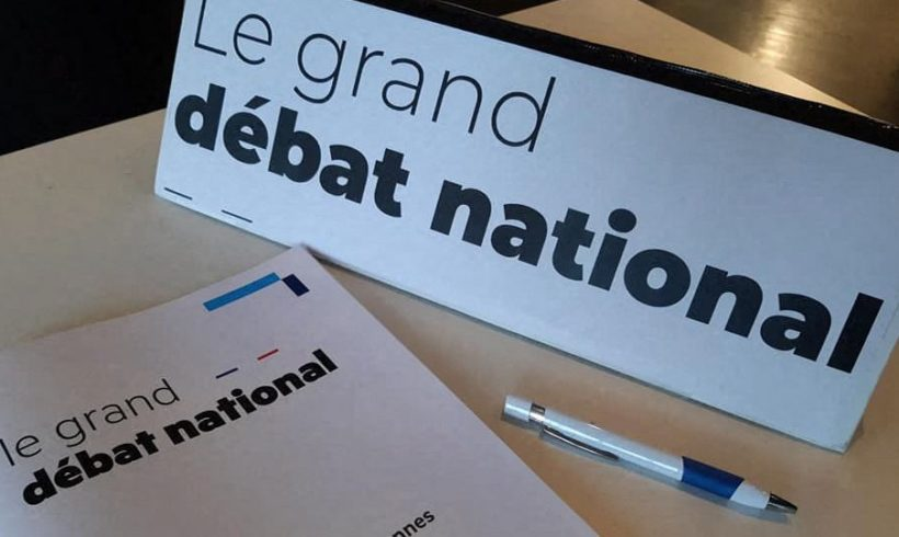 Information mairie Grand Débat National