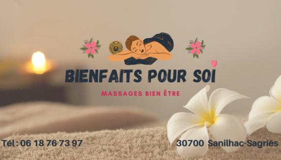 Massages – Bienfaits pour soi ♥
