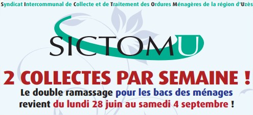 SICTOMU Double Collecte