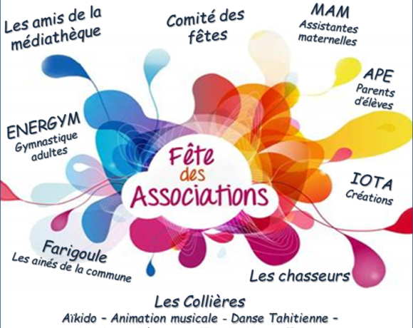 Fête des associations 2021